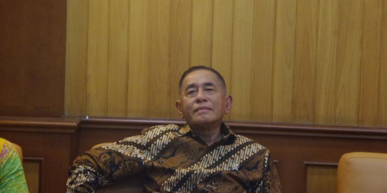 Ryamizard Berharap Jokowi Bijak Sikapi Rekomendasi Dua Simposium Soal HAM Masa Lalu