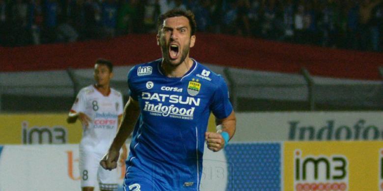 Persib Bandung Raih Kemenangan atas Bali United