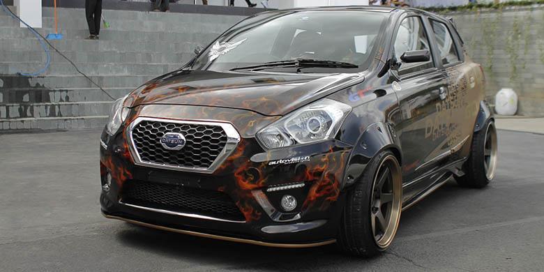 """Nissan-Datsun Menanti Kepastian Regulasi Taksi """"Online"""""""