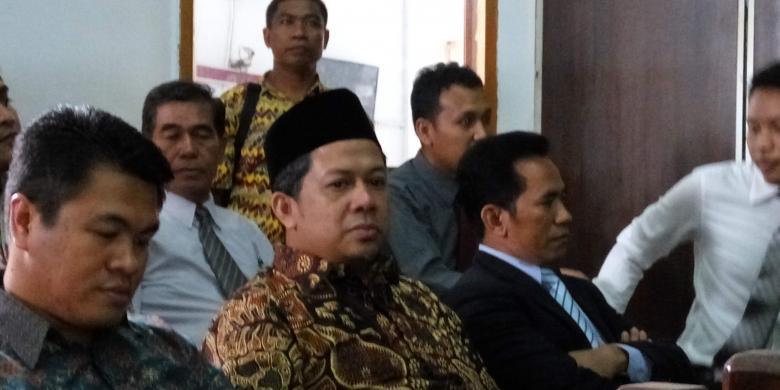 PKS Minta Waktu, Hakim Jatuhkan Putusan Sela Gugatan Fahri Hamzah