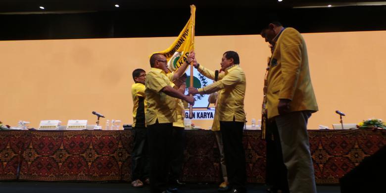 Aburizal Bakrie Ditetapkan Jadi Ketua Dewan Pembina Golkar