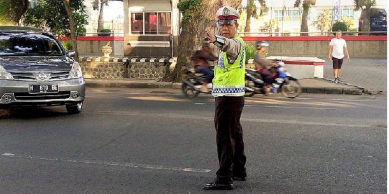 Andai Petinggi Kepolisian Mencontoh Bripka Seladi...