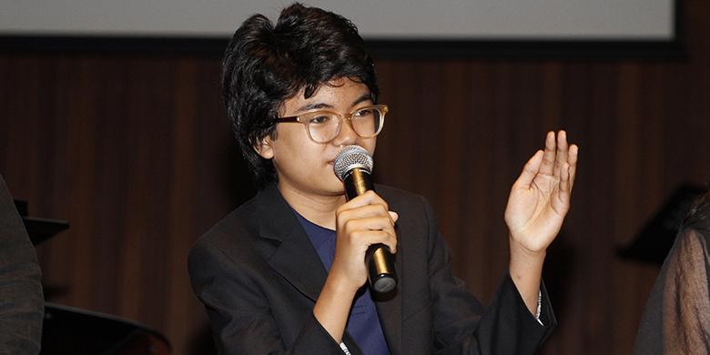 Joey Alexander Masih