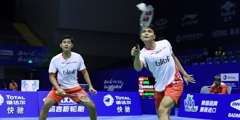 Akhirnya Indonesia Lolos ke Final Piala Thomas