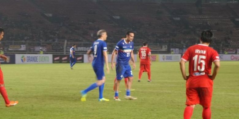 Trezeguet dan Crespo Bawa Calcio Legend Menang 4-0 atas Primavera Baretti