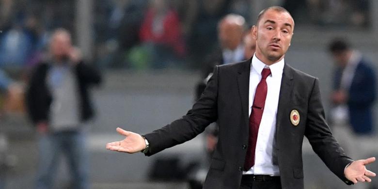 Brocchi Menghitung Peluangnya di Milan