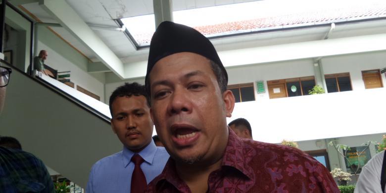 Fahri Hamzah Dijadwalkan Tanggapi Jawaban PKS Dalam Sidang Mediasi