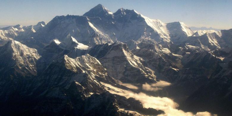 Catatan Kematian dari Puncak Everest...