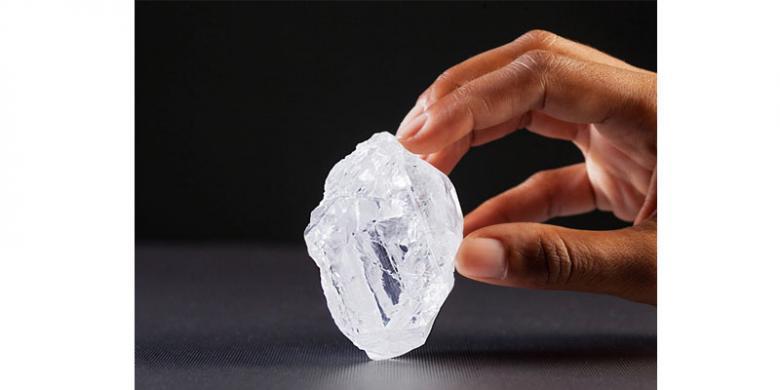 Ini Rupanya Berlian 1.000 Karat