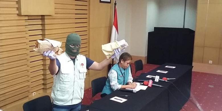 KPK Tetapkan 5 Tersangka, Dua di Antaranya Hakim Tipikor Bengkulu