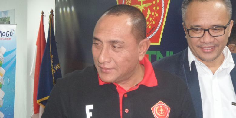 Presiden Direktur PS TNI Ditunjuk sebagai Ketua Kelompok 85