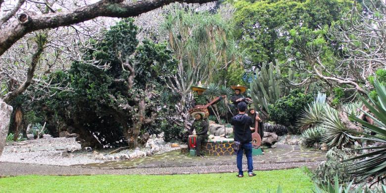 """5 Spot Foto """"Instagramable"""" Di Kebun Raya Bogor"""