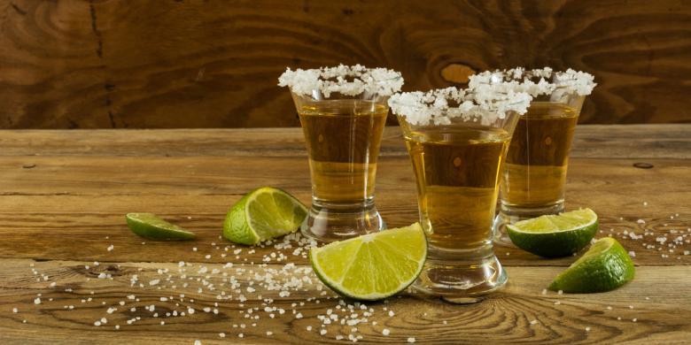 """Jangan Merasa Keren, Minum """"Tequila"""" Ternyata Norak"""