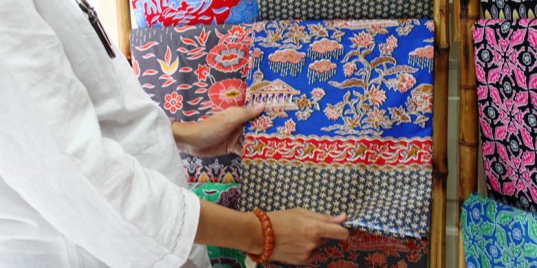 Berawal dari Gempa Jogja, Batik Bogor Kini Jadi Oleh-oleh yang Mendunia