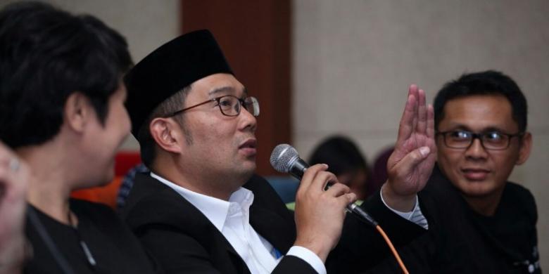 Dukung Kebiri, Ridwan Kamil Bandingkan yang Dulu Cuma Prihatin Tak Ada Progres