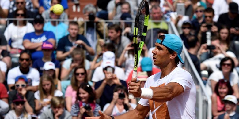 Cedera Pergelangan Tangan, Nadal Mundur Dari Roland Garros