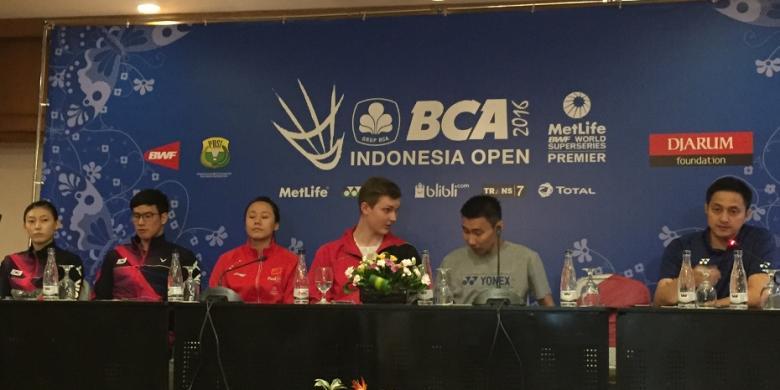 """Indonesia Open Dan """"Seeding"""" Olimpiade"""