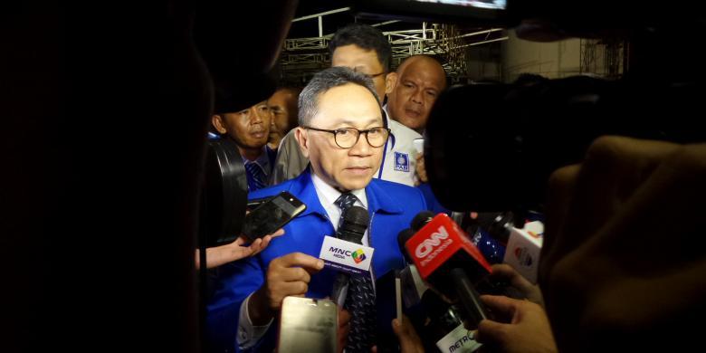PAN Jajaki Koalisi Dengan PDI P Untuk Pilkada DKI