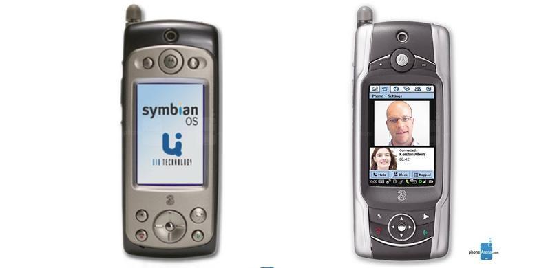 Melihat Kembali Smartphone Pertama Motorola