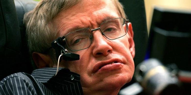 Stephen Hawking: Trump Itu Penghasut
