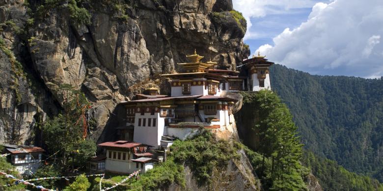 7 Aktivitas Favorit Turis Di Bhutan