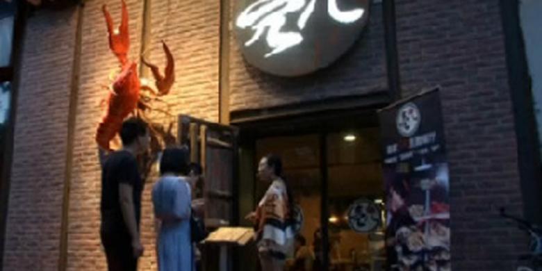Melongok Restoran Seks Pertama di Kota Beijing