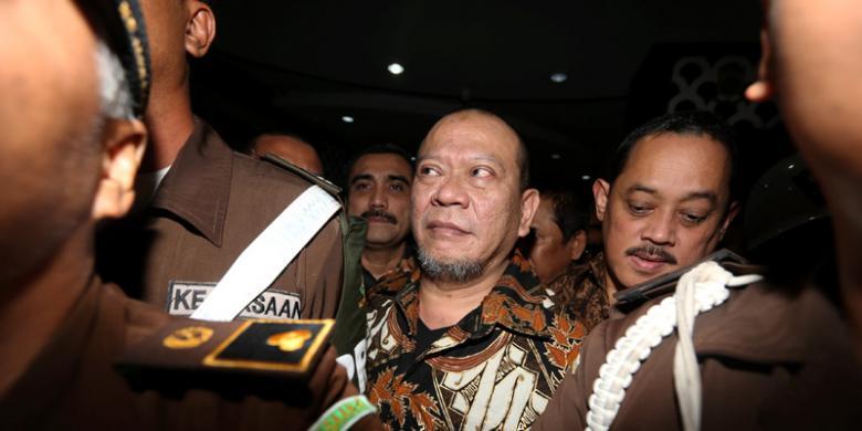 Tak Mau Lagi Ajukan Praperadilan, La Nyalla Tantang Kejaksaan di Persidangan