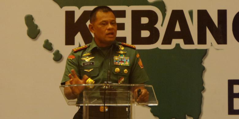 Panglima TNI: Perlu Ada Fasilitas Dan Pesawat Tempur Di Natuna