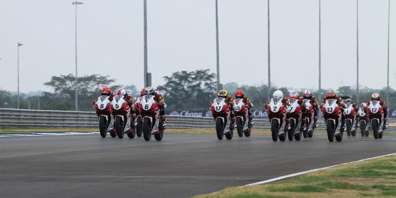Para Pebalap Muda Indonesia Siap Beraksi Pada ARRC Seri Ketiga Di Suzuka