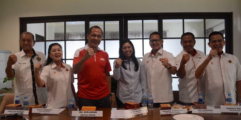 """Sejarah Tenis Indonesia Terancam """"Disapu"""" Stadion Bisbol"""