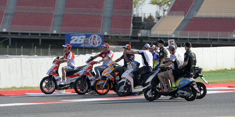 Dengan Restu Keluarga Luis Salom, GP Catalunya Tetap Digelar Dengan Memakai Jalur F1