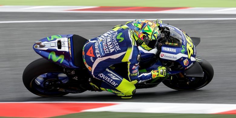 Rossi Juara, Lorenzo Gagal Finis