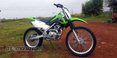 Kawasaki New KLX khusus off-road
