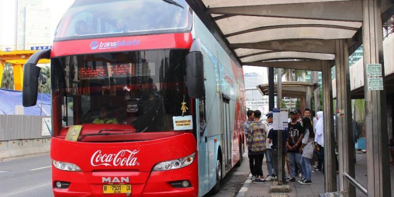 """Catat, Ini Rute-rute """"Ngabuburit"""" Dengan Bus Wisata Jakarta"""