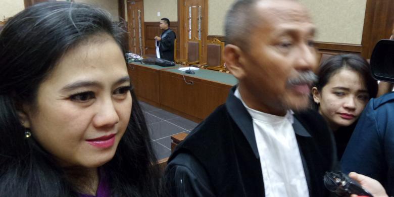 "Permohonan ""Justice Collaborator"" Dikabulkan, Damayanti Berterima Kasih pada KPK"