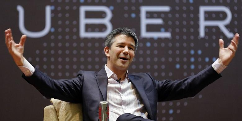Pertengkaran CEO Uber Dengan Sopir Uber Terekam Kamera