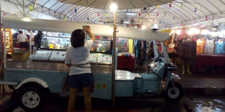 Awas, Tahan Nafsu Anda Di Pasar Malam Chiang Mai!