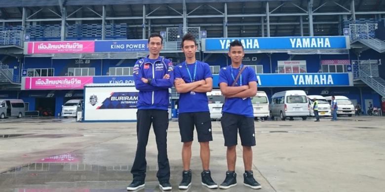Dua Pebalap Indonesia Akan Belajar Di VR46 Riders Academy Milik Rossi