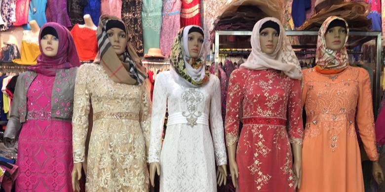 Tips Belanja Baju Lebaran Di Mangga Dua Infotainment
