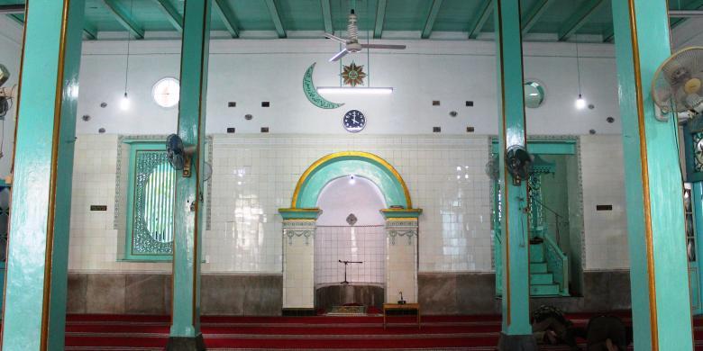 Menengok Sisa-sisa Peninggalan Salah Satu Masjid Tertua Di Semarang