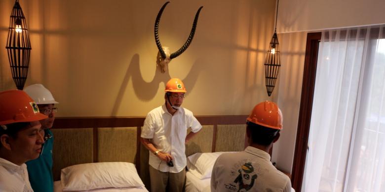 Hotel Di Taman Safari Prigen Ini Akan Diramaikan Satwa Afrika