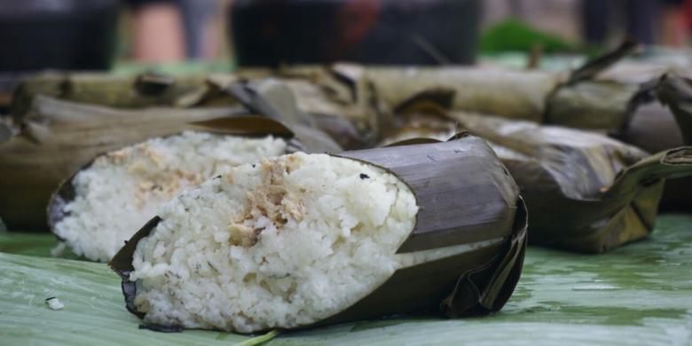 Sepotong Sejarah Pada Nasi Lemeng Banjarsari Banyuwangi