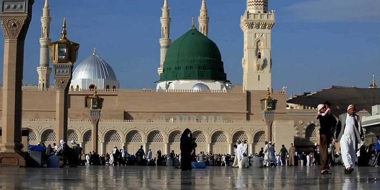 mengintip 9 masjid terindah dan termegah di dunia i