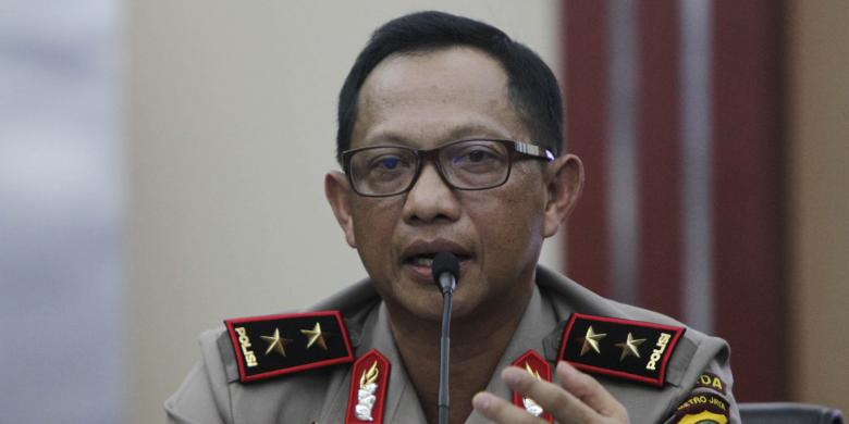 Jika Lolos Jadi Kapolri, Tito Harus Reformasi Polri dan Lepaskan Beban Masa Lalu