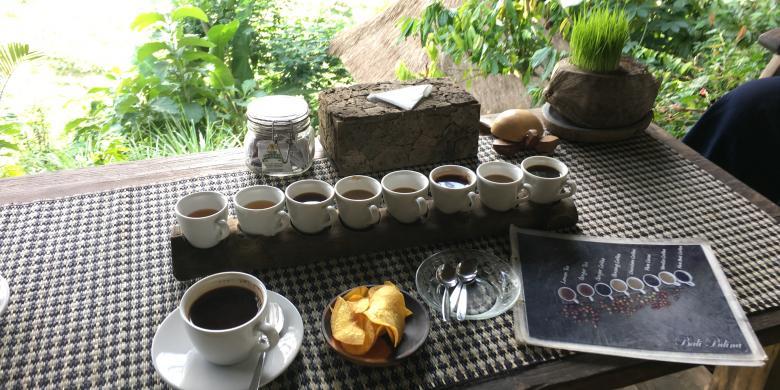 Kopi Bali Dan Papua Curi Perhatian Di Wina