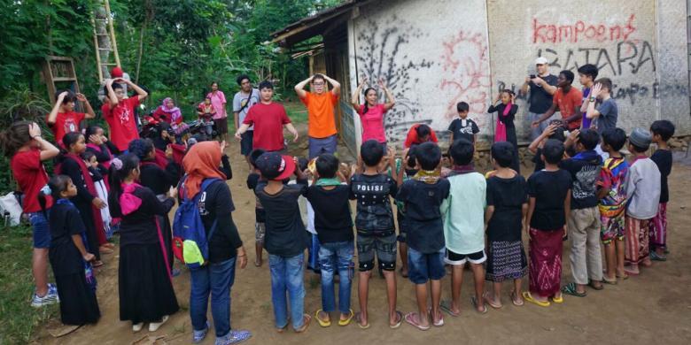 Seperti Ini Kegiatan Siswa Surabaya European School Di Banyuwangi