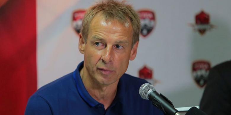 Timnas Amerika Serikat Resmi Pecat Juergen Klinsmann
