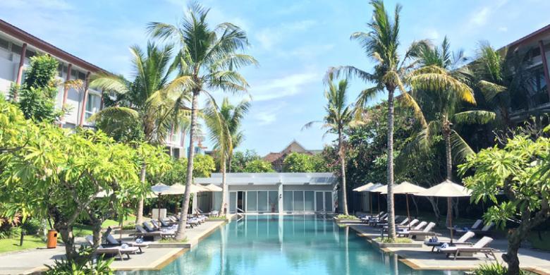 Hotel Ini Hanya 5 Menit Dari Ngurah Rai, Tetapi Suara Pesawat Tak Terdengar…