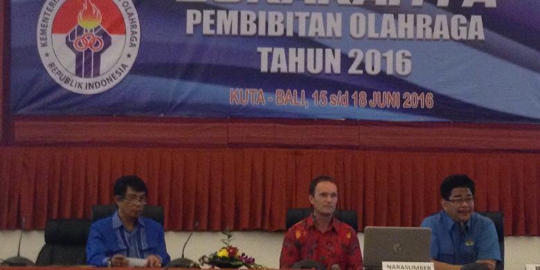 Indonesia Tak Miliki Pola Rekrutmen Atlet Terpadu