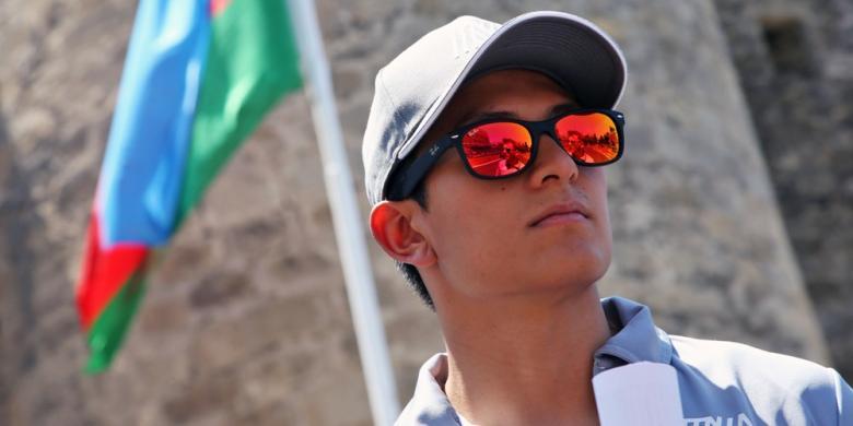 Naik Satu Tempat, Rio Haryanto Akan Start Dari Posisi Ke-16